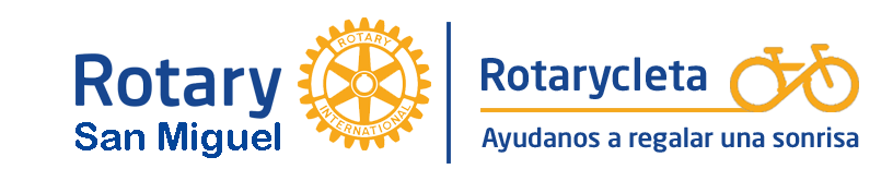 Rotarycleta – Ayudanos a regalar una sonrisa